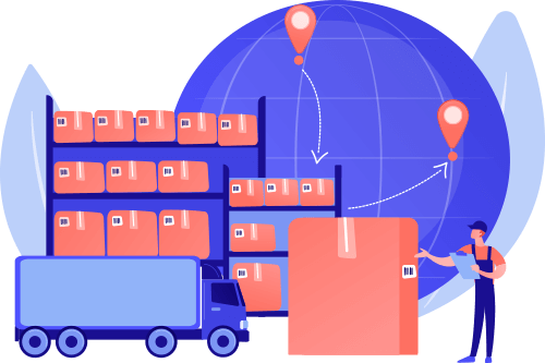 delivering your product to your home
